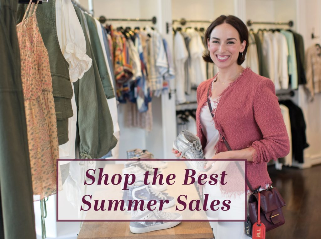 best summer sales