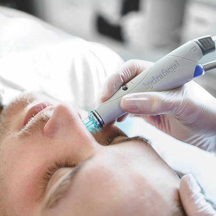 Village Dermatology - Hydrofacial