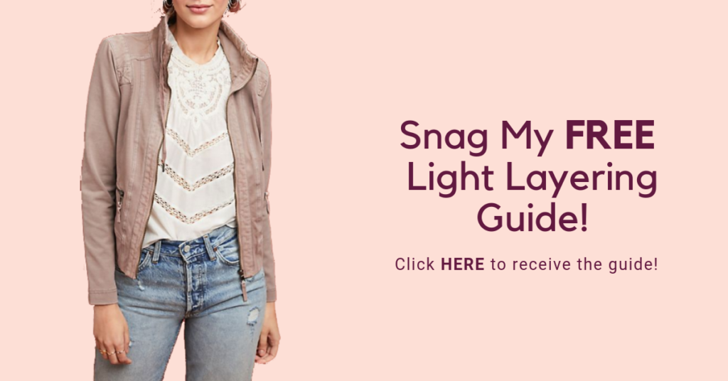 light layering guide