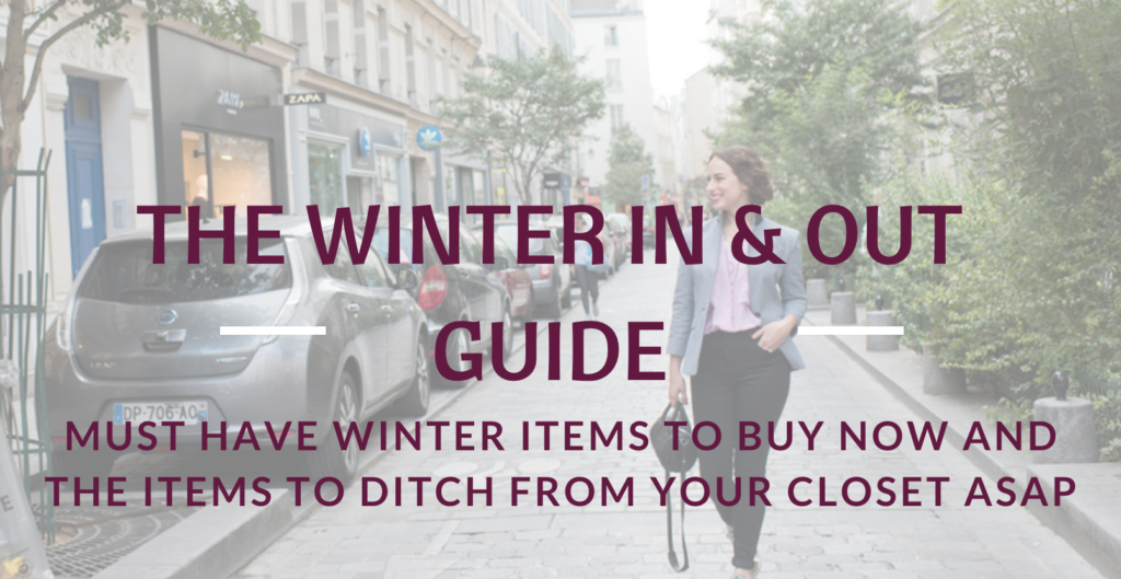 Winter In & Out Guide