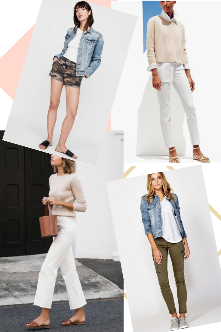 spring summer trends 2019 neutrals