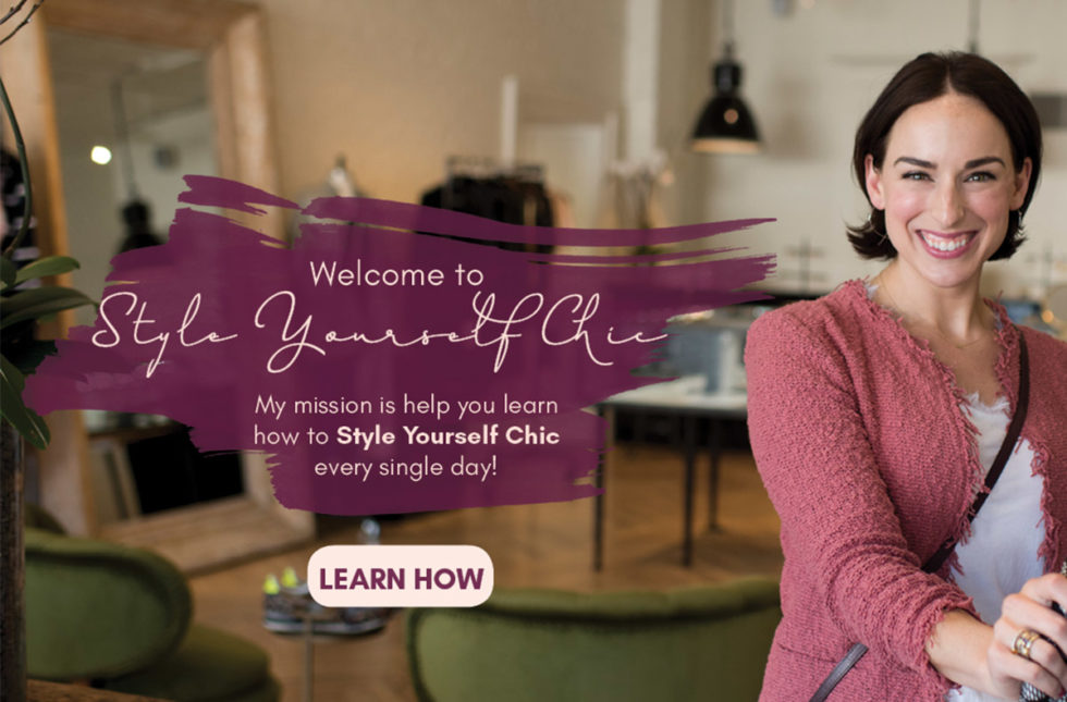 Style Coach Banner