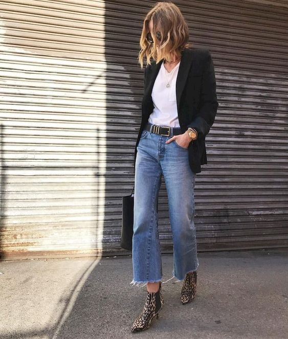 Fall/Winter Denim Trends & How to Wear Them