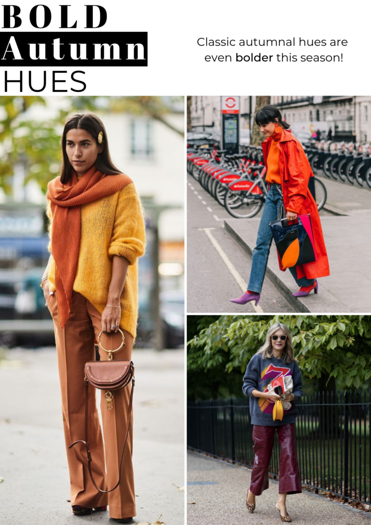 Hues & Prints of Fall 2019