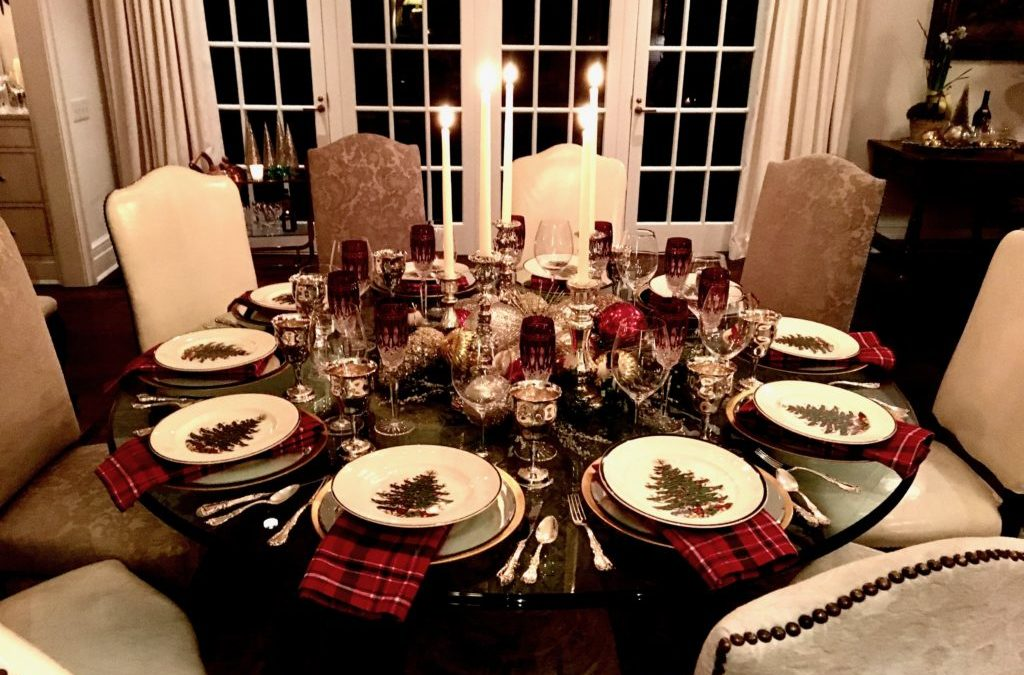 My Top Entertaining Tips for the Hostess