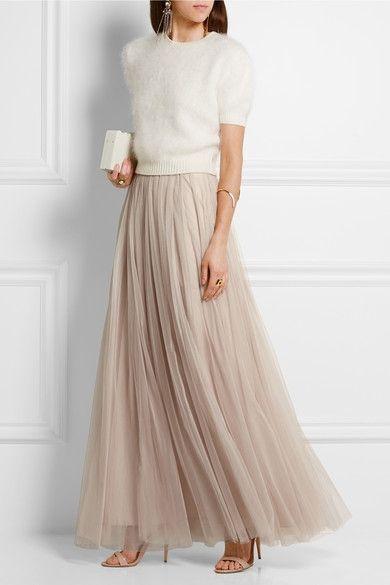 Sweater Skirt Combo