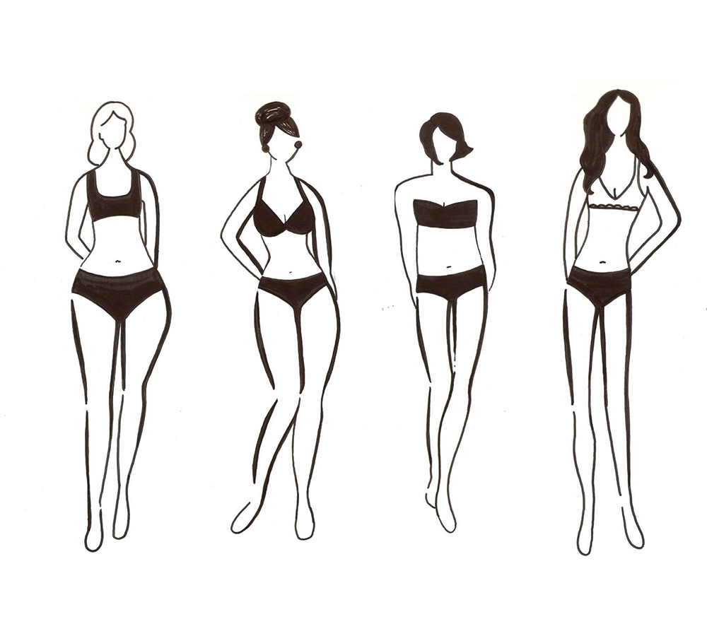 Swimsuit for Body Type