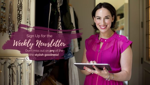 Style Yourself Chic with Megan LaRussa