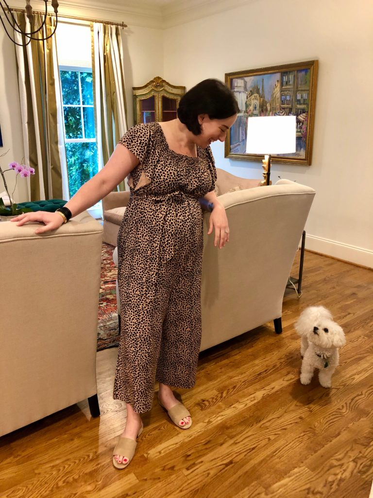 Haves & Warm Weather Maternity Style