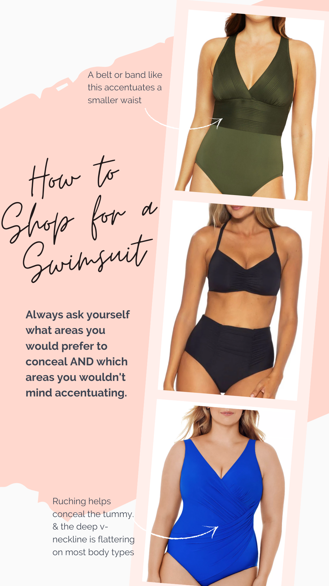 How to buy swimsuit