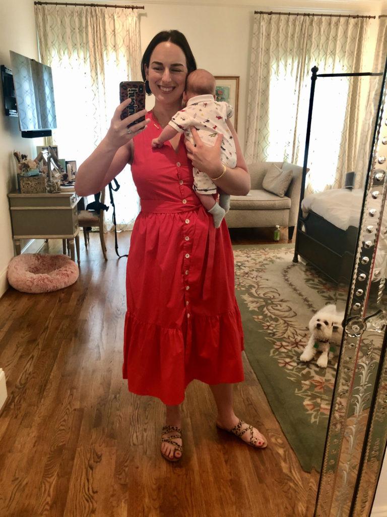 Postpartum Outfits