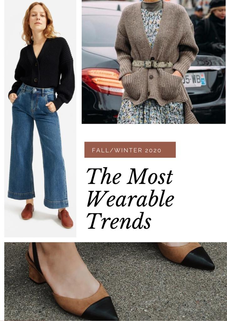 fashion trends fall winter 2020