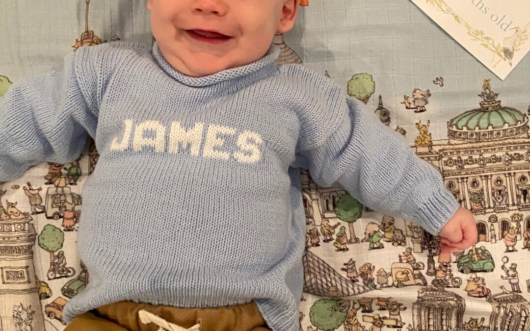 Megan's 6 Month Old Baby Must-Haves