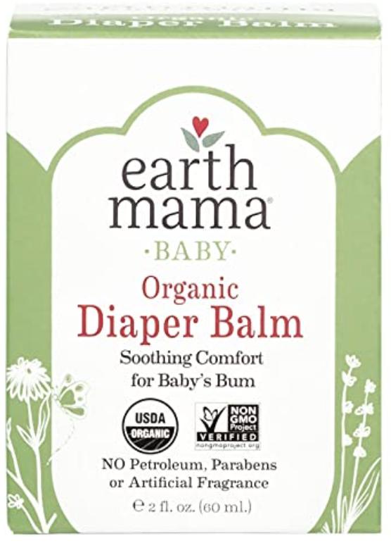 earth mama diaper balm