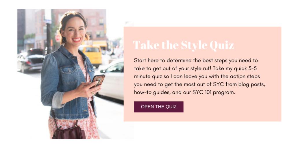 Style Quiz