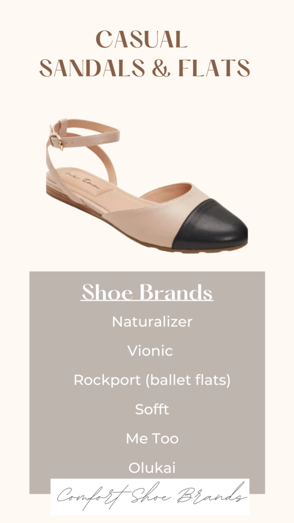 Casual Sandals & Flats