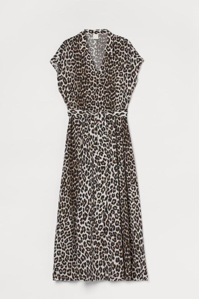 Shop the leopard dress