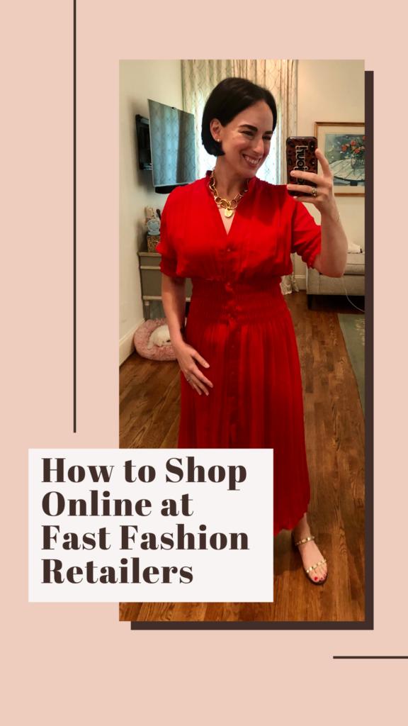 Fast Fashion Retailers